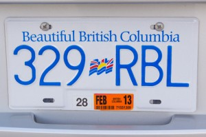 """'Beautiful British Columbia"" was inscribed on the car license plate. It was the first thing I noticed when I walked out of Victoria International Airport"", says Ankita, international student from India."